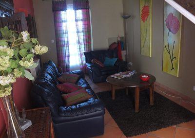 Salon télévision - Maison d'Hôtes